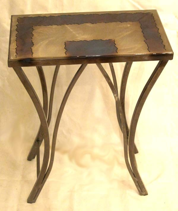 """View of """"End Table Item # ET-2"""""""