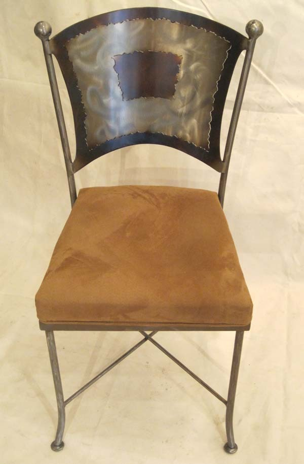 """View of """"Dining Chair Item # CH-1"""""""
