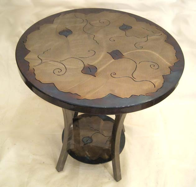 """View of """"End Table Item # ET-10"""""""