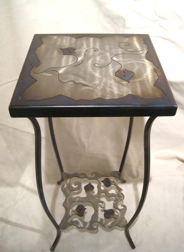 """View of """"End Table Item # ET-7"""""""